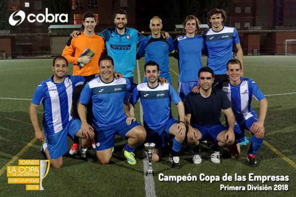 Grupo-CObra-campeon-Copa-de-las-Empresas